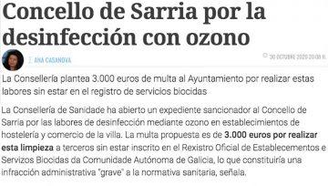 Caza de brujas emprendida contra el ozono - Noticia El Progreso